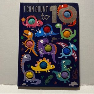 I can count to ten board book
